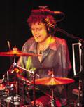 Drummer Rick Allen of Def Leppard