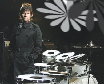 The Who's Zak Starkey: Channeling Keith-And More