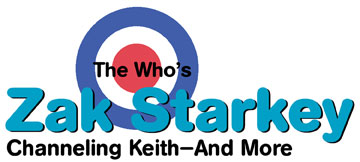 The Who's Zak Starkey