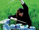 Drummer Evan Johns of Hurt