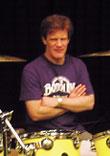 drummer Gary Husband