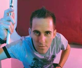 Drummer Chuck Comeau of Simple Plan