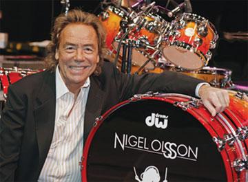 Elton Johon's Nigel Olsson