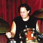 Drummer Lee Finkelstein