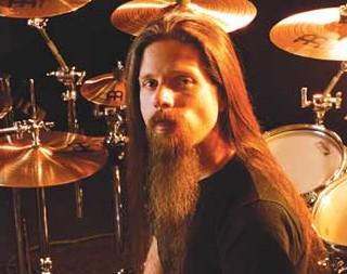 drummer Chris Adler