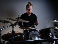 Drummer Blog: Charlie Bines Joins Up-and-Coming British Metal Ban...
