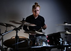 Hi there, my name is Charlie, and I'm the drummer for Exist Immortal—not for very long, mind, but it seems like it's been a far longer time than two months....