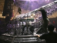 Things are very busy and exciting for X Japan as we performed our first performance in the US since 2010 on October 11, at NYC's Madison Square Garden. I'm sure many of you may be curious to know what my gear and setup is, so I wanted to break down my always-evolving kit for you....