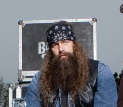 Drummer Brit Turner of Blackberry Smoke