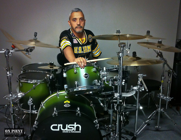 Paul Delacerda of Warrior Spirit Drummer Blog