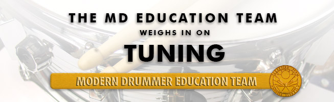 MD Education Team Weighs In On: Tuning (UPDATED)