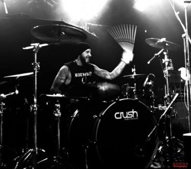 Dave Sundberg of Sister Sin Drummer Blog