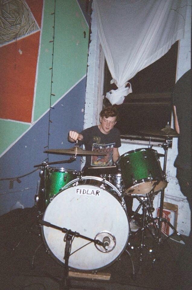 Drummer Max Kuehn By Isabelle Trujillo