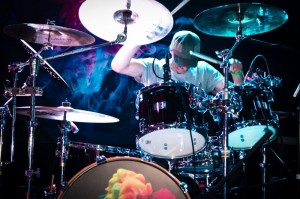 Keith Harrison of the Pineapple Thief Drummer Blog