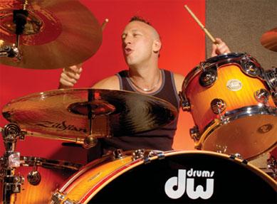Drummer Stephen Perkins