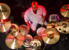 "Hi, <em>Modern Drummer</em> readers! This is Andre ""Dre Energy"" Boyd. I've been on tour with Cirque du Soleil and playing cities like Zurich, Florence, Rome, Paris, Lisbon, Tenerife, and many more...."