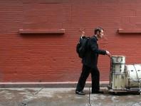 <b>Watch the short film The Drummer by Bill Block</b>