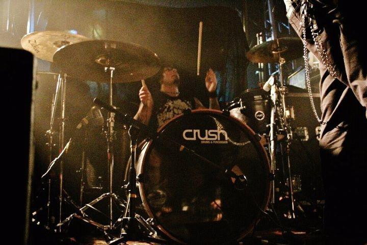 "Drummer Dan Johnson with Brian ""Head"" Welch Blog"