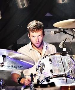 Black Taxi Drummer Jason Holmes