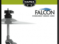 Mapex has added a complete line of tom holders, cymbal arms, boom arms, and clamps to its hardware selections....