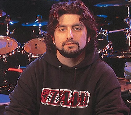 Mike Portnoy : Modern Drummer