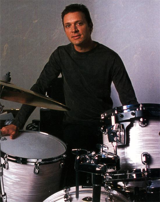 Goo Goo Dolls' drummer Mike Malinin