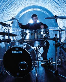 Scott Phillips of Creed : Modern Drummer