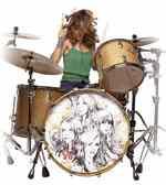 Drummer Torry Castellano
