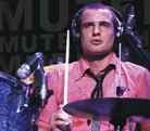 Darren King of MUTEMATH - Modern Drummer