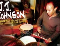 <b>J.J. Johnson: John Mayer's Right-Hand Rhythm Man Brings A Jazzer's Ear To Big-Beat Rock</b>