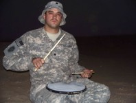 Troy Yocum: Drumming In The Desert