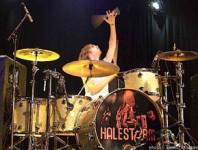 Arejay Hale of Halestorm