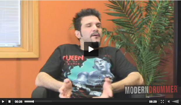 Charlie Benante Chpt 6, Interview with Jason Bittner
