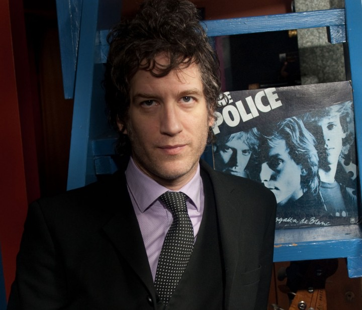 Ira Elliot THE POLICE REGGATTA DE BLANC