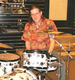 Rick Long : Modern Drummer