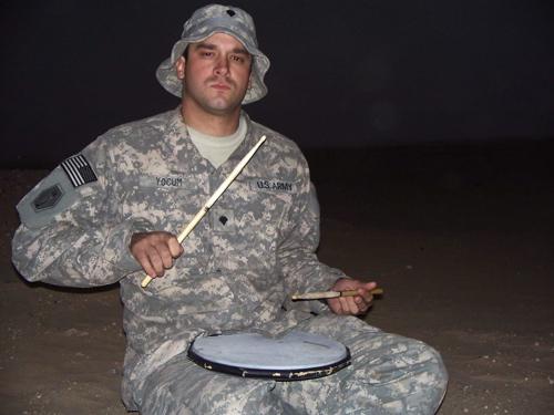 Troy Yocum : Modern Drummer