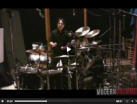 Dave Lombardo Drum Tour Part 2