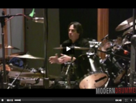 Dave Lombardo Drum Tour Part 1