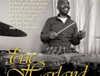 <b>Eric Harland: Always Ready To Receive The Muse</b>