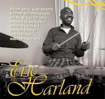 Eric Harland : Modern Drummer