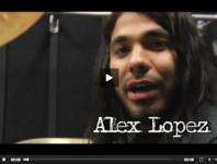 <b>Alex Lopez of Suicide Silence - Part 1</b>