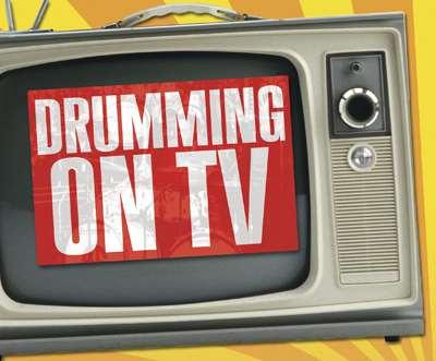 Drumming On TV
