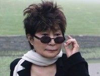 Yoko Ono Talks Drums With Modern Drummer