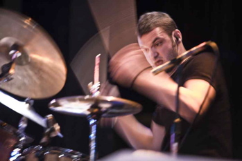 Michael McManus : Modern Drummer