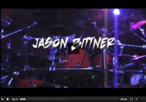 Jason Bittner Video : Modern Drummer