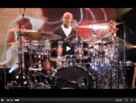<b>Rashid Williams Discusses Drumsets</b>