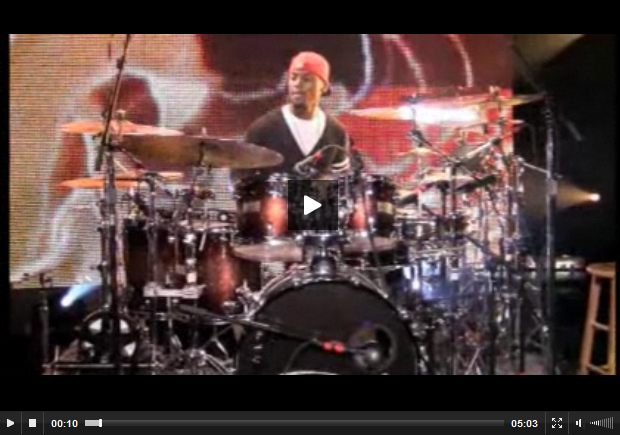 Rashid Williams Video : Modern Drummer