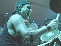 <b>Dave Lombardo: Slayer's Patron Saint Of Speed Drumming</b>