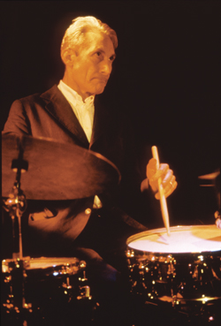 Charlie Watts: The Stones' Rock-Solid Survivor