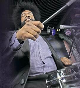 """Ahmir """"Questlove"""" Thompson : Modern Drummer"""